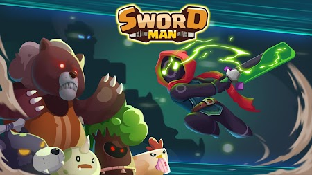Sword Man - Monster Hunter APK screenshot thumbnail 1