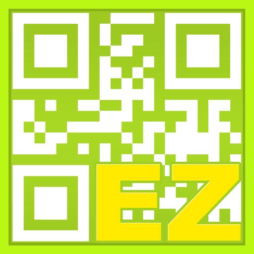 免費 QR Code 掃描器 掃描 解碼 創建 共享 EZ