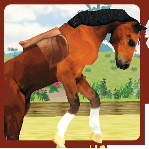 私のダンスの馬の3D 體育競技 LOGO-玩APPs