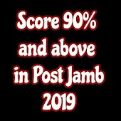 Post Jamb 2019 Questions & Answers
