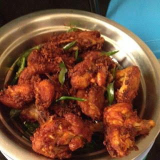 CHICKEN FRY.Kerala style