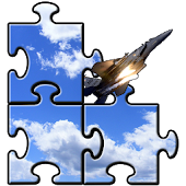 Puzzle Aircrafts