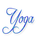 Yoga and Therapy icon