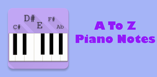 A To Z Piano Notes Apps On Google Play