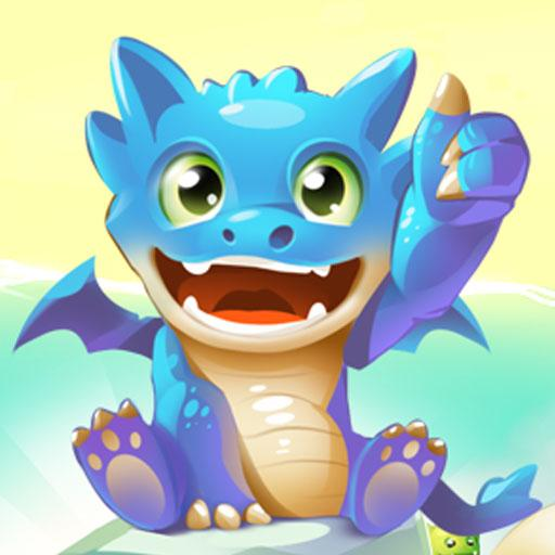 Dragon Match - A Merge 3 Puzzle Game For Free