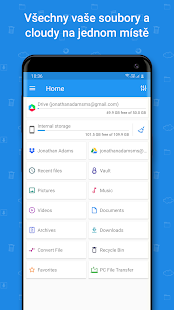File Commander - File Manager & Free Cloud - náhled