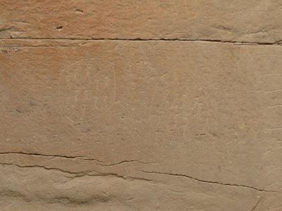 Writing on Stone Gravur
