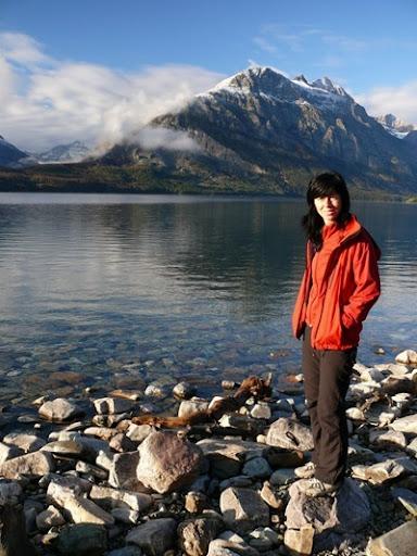Heidi am See