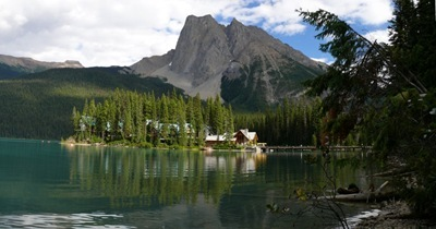 Emerald Lake und Lodge