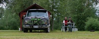 Camping am Bowron Lake