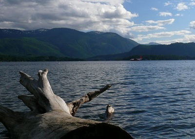 To Port Alberni & Lake Sproat (10)