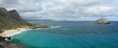 panorama oahu 1