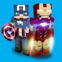 Superhero Skins icon