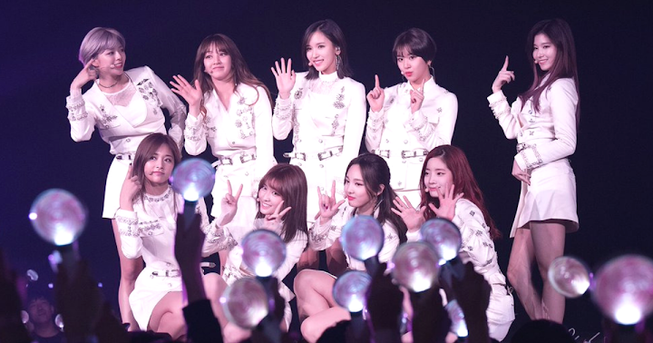 TWICE Confirmed To Be The First Korean Girl Group To Hold a