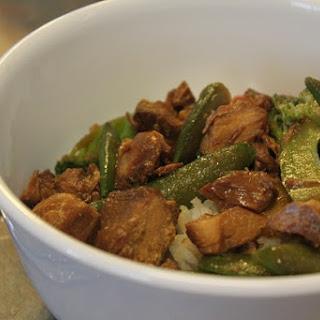 Crock-Pot Teriyaki Chicken.