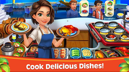 Cooking Rush - Chef's Fever for PC