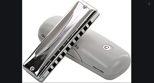 Learn harmonica. Harmonica 24 double cells  screenshots 2