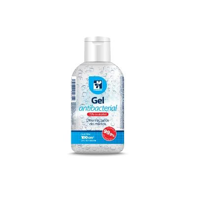 gel antibacterial farmatodo 100ml