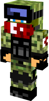 its a turkish skin for my