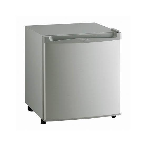 1. HITACHI ตู้เย็นมินิ 1 ประตู รุ่น R-20NP