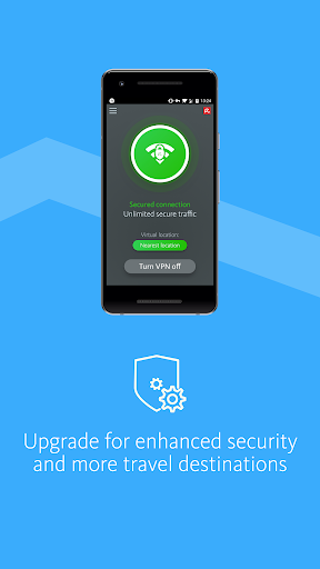 Avira Phantom VPN: Free & Fast VPN Client & Proxy 2.0.5 screenshots 5