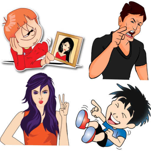 Stickers For Whatsapp & Facebook file APK for Gaming PC/PS3/PS4 Smart TV