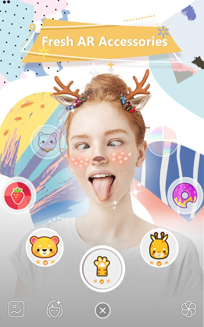 Camera360: Selfie Photo Editor with Funny Sticker Screenshot 1