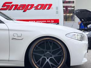 5シリーズ セダン   F10 523i  Mスポーツパッケージのカスタム事例画像 かっちゃんさんの2019年07月06日16:54の投稿