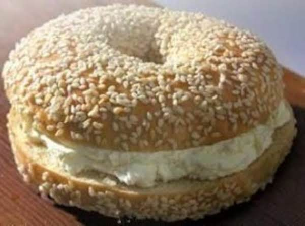 Cucumber And Cream Cheese Bagel Spread