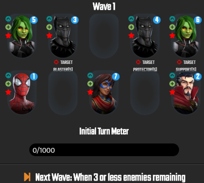 Marvel Strike Force: Fear The Darkness Guide & Kill Order 52