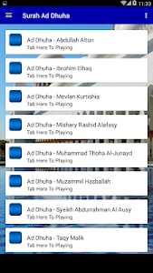 Download Surah Ad Dhuha APK latest version 1 0 for android