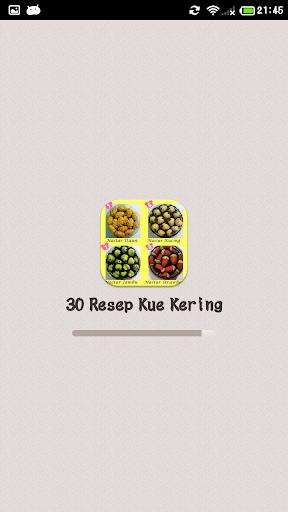 30 Resep Kue Kering