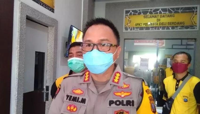 Kapolresta Deli Serdang Akan Cek Lokasi Galian Ilegal di Lahan PTPN II