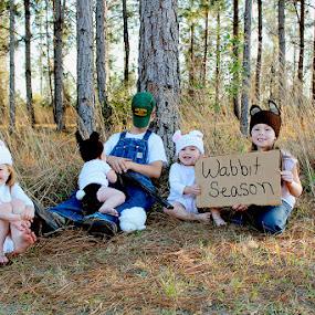Wabbit Season by Alyssa Albritton - Public Holidays Easter ( march )