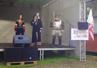 Photo: Eröffnung durch den Bürgermeister von Perleberg