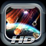 Asteroid Defense Classic Icon