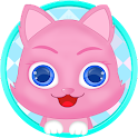 Cute Newborn Pet Baby Care icon