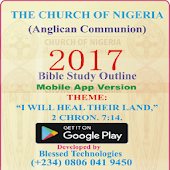 2017 CON Bible Study Outline