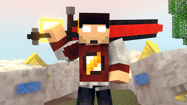Herobrine Skins for Minecraft - screenshot thumbnail 03