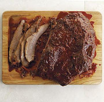 Hubby's Favorite Texas Bbq Brisket Recipe