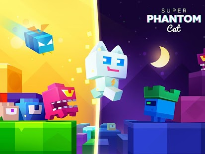 Super Phantom Cat- screenshot thumbnail