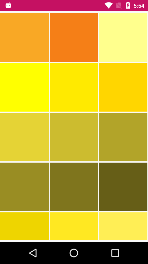 yellow color wallpapers android apps on google play