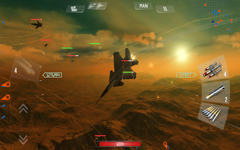 Sky Gamblers Air Supremacy APK MOD 1.0.4 4