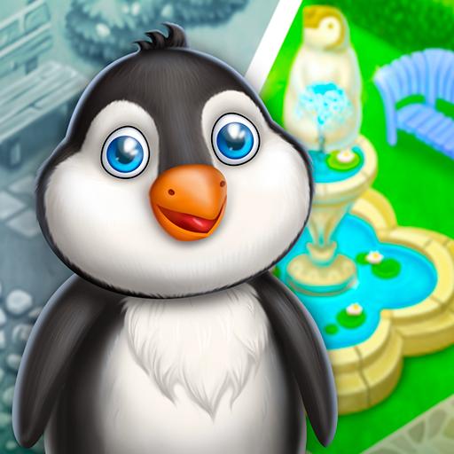 Zoo Rescue: Match 3 & Animals Icon