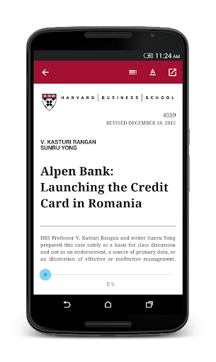 c b 2625 alpen bank launching the credit card in romania a harvard business school case study