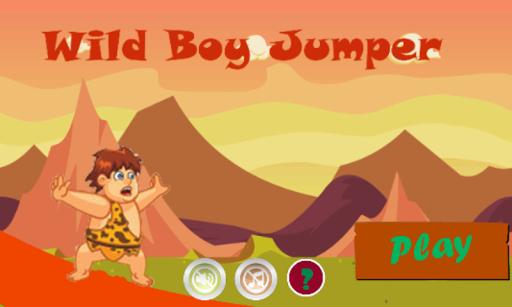 Wild Boy Jumper