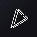 Muviz Edge - AOD Edge Lighting & Music Visualizer icon