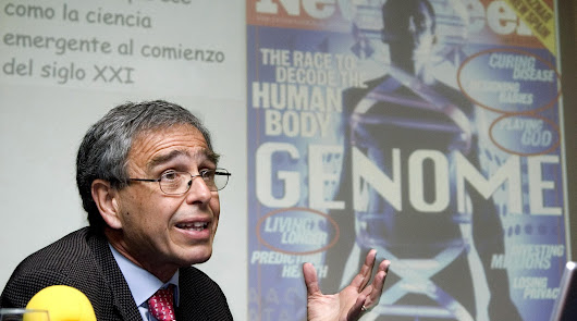 El biólogo e investigador almeriense Ginés Morata.
