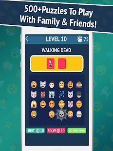 Emoji Quiz - Guess The Emoji! Word Guessing Game - náhled