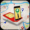 Live Mobile address tracker icon